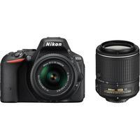 Nikon D5500 + 18-55mm VR II + 55-200mm VR II