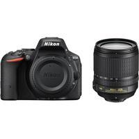 Nikon D5500 + 18-105mm ED VR