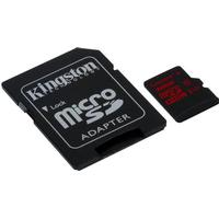 Kingston MicroSDHC UHS-I U3 32GB
