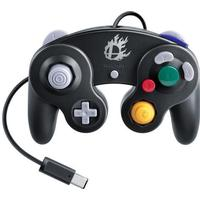 Nintendo GameCube Controller - Super Smash Bros Edition - White (Wii U)
