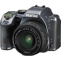 Pentax K-S2 + 18-50mm