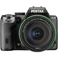 Pentax K-S2 + 18-135mm