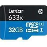 Lexar Media MicroSDHC UHS-I 32GB (633x)