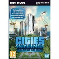 Cities Skylines: Deluxe Edition