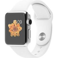 Apple Watch Series 1 38mm Stainless Steel Case with Sport Band