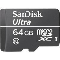 SanDisk Ultra microSDXC UHS-I 30MB/s 64GB