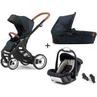 Mutsy Evo Industrial 3-in-1 Set (Duo) (Travel system)