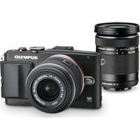 Olympus E-PL6 + 14-42mm + 40-150mm