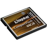 Kingston Compact Flash Ultimate 64GB (600x)
