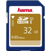 Hama SDHC 85MB/s 32GB