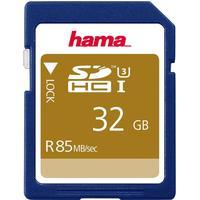 Hama SDHC 85MB/s 32GB