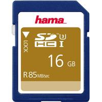 Hama SDHC 85MB/s 16GB