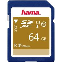 Hama SDXC 45MB/s 64GB