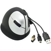R-Go Tools He Vertical Wireless Mouse Right