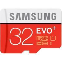 Samsung Evo+ MicroSDHC UHS-I U1 32GB