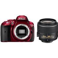 Nikon D5300 + 18-55mm VR II
