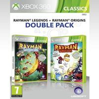 Double Pack (Rayman Legends + Rayman Origins)