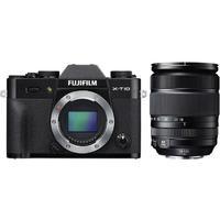 Fujifilm X-T10 + 18-135mm OIS