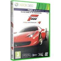 Forza Motorsport 4: Game of The Year