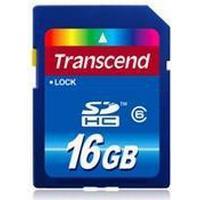 Transcend SDHC Class 6 16GB