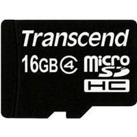 Transcend MicroSDHC Class 4 16GB