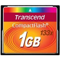 Transcend Compact Flash 1GB (133x)