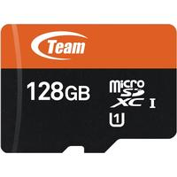 Team MicroSDXC UHS-I U1 128GB (400x)