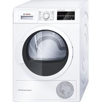 Bosch WTW854I7SN Hvid
