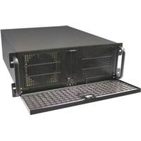 Compucase 4U Desktop Black