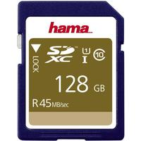 Hama SDXC 45MB/s 128GB