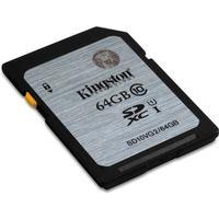 Kingston SDXC UHS-I U1 64GB