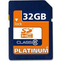 Platinum SDHC Class 6 32GB