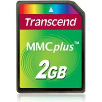 Transcend MultiMedia Card Plus 2GB
