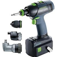 Festool T 18+3 Li (2x5.2Ah) Set