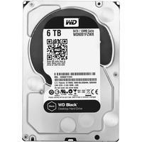 Western Digital Black WD6001FZWX 6TB