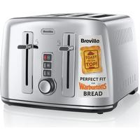 Breville The Perfect Fit For Warburtons 4 Slice