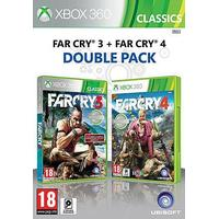 Double Pack (Far Cry 3 + Far Cry 4)