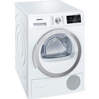 Siemens WT47W458DN Hvid