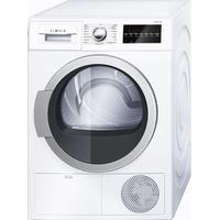 Bosch WTG864B8SN Hvid