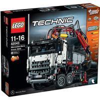 Lego Technic Mercedes-Benz Arocs 3245 42043