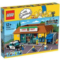 Lego The Kwik-E-Mart 71016