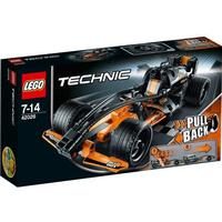 Lego Technic Black Champion Racer 42026