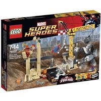 Lego Super Heroes Rhino and Sandman Super Villain Team-up 76037