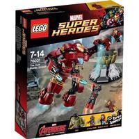 Lego Hulkens jägardräkt 76031