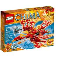 Lego Chima Flinx's Ultimate Phoenix 70221