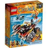 Lego Chima Tormak's Shadow Blazer 70222
