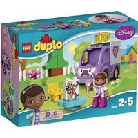 Lego Doc McStuffins Ambulansen Rosie 10605