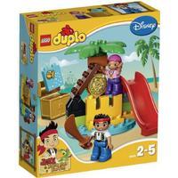 Lego Jake och piraterna i Landet Ingenstans 10604