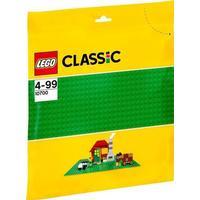 Lego Grön basplatta 10700