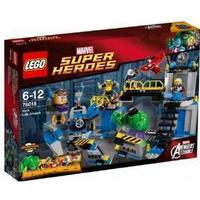 Lego Super Heroes Hulk Lab Smash 76018